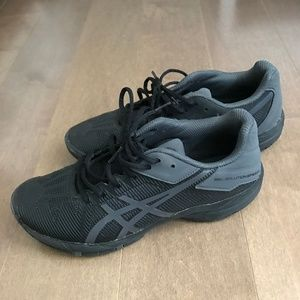 Asics Gel Solution Speed 3 GS Tennis Shoes